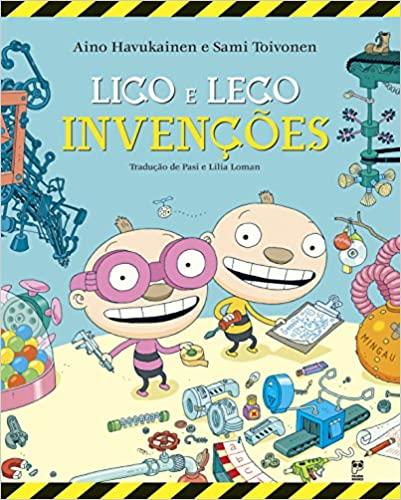 LICO E LECO - INCENÇÕES  - Book Distribuidora de Livros