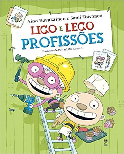 LICO E LECO - PROFISSOES  - Book Distribuidora de Livros