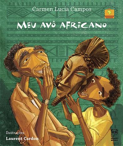 MEU AVO AFRICANO  - Book Distribuidora de Livros