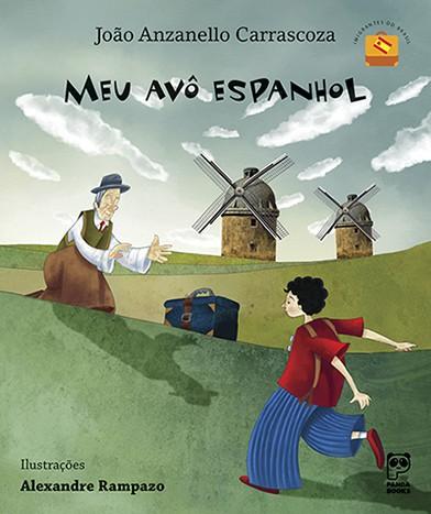 MEU AVO ESPANHOL  - Book Distribuidora de Livros