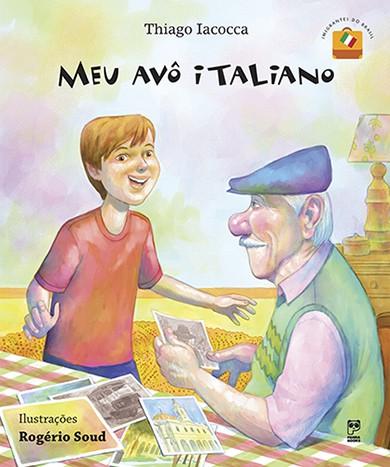 MEU AVO ITALIANO  - Book Distribuidora de Livros