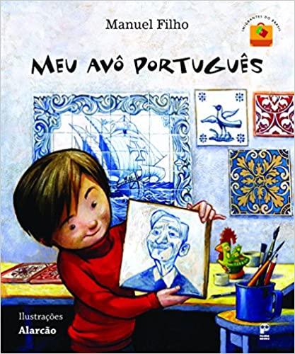 MEU AVO PORTUGUES  - Book Distribuidora de Livros