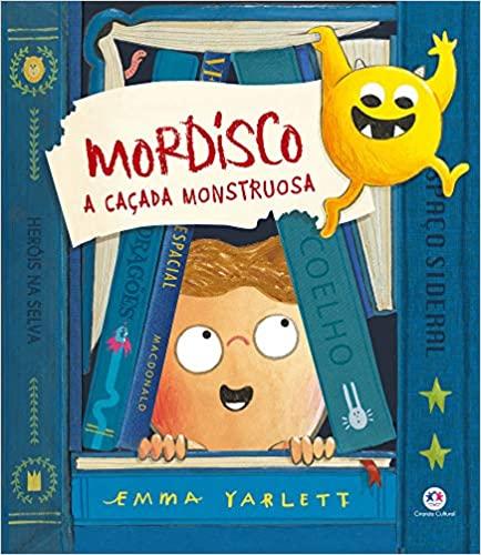 MORDISCO - A CACADA MONSTRUOSA  - Book Distribuidora de Livros