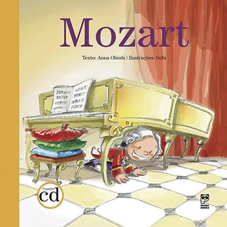 MOZART  - Book Distribuidora de Livros
