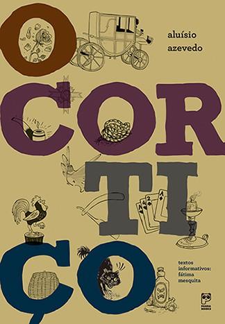O CORTIÇO  - Book Distribuidora de Livros