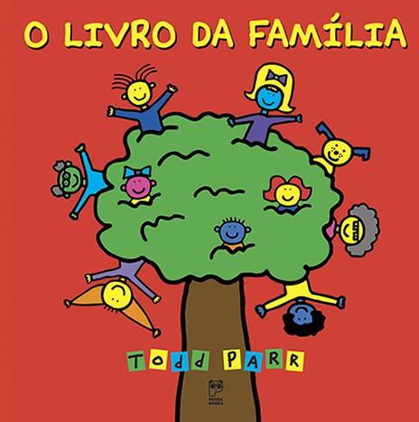 O LIVRO DA FAMÍLIA  - Book Distribuidora de Livros