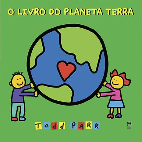 O LIVRO DO PLANETA TERRA  - Book Distribuidora de Livros
