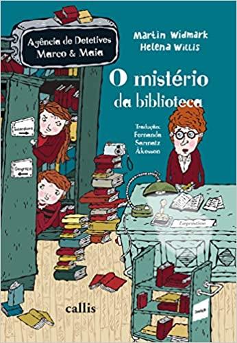 O MISTÉRIO DA BIBLIOTECA  - Book Distribuidora de Livros