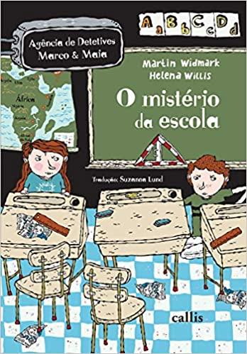 O MISTÉRIO DA ESCOLA  - Book Distribuidora de Livros