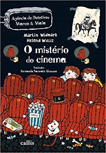 O MISTÉRIO DO CINEMA  - Book Distribuidora de Livros