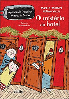 O MISTÉRIO DO HOTEL  - Book Distribuidora de Livros