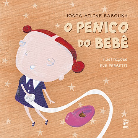 O PENICO DO BEBE  - Book Distribuidora de Livros