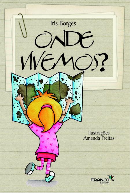 ONDE VIVEMOS  - Book Distribuidora de Livros