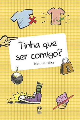 TINHA QUE SER COMIGO  - Book Distribuidora de Livros