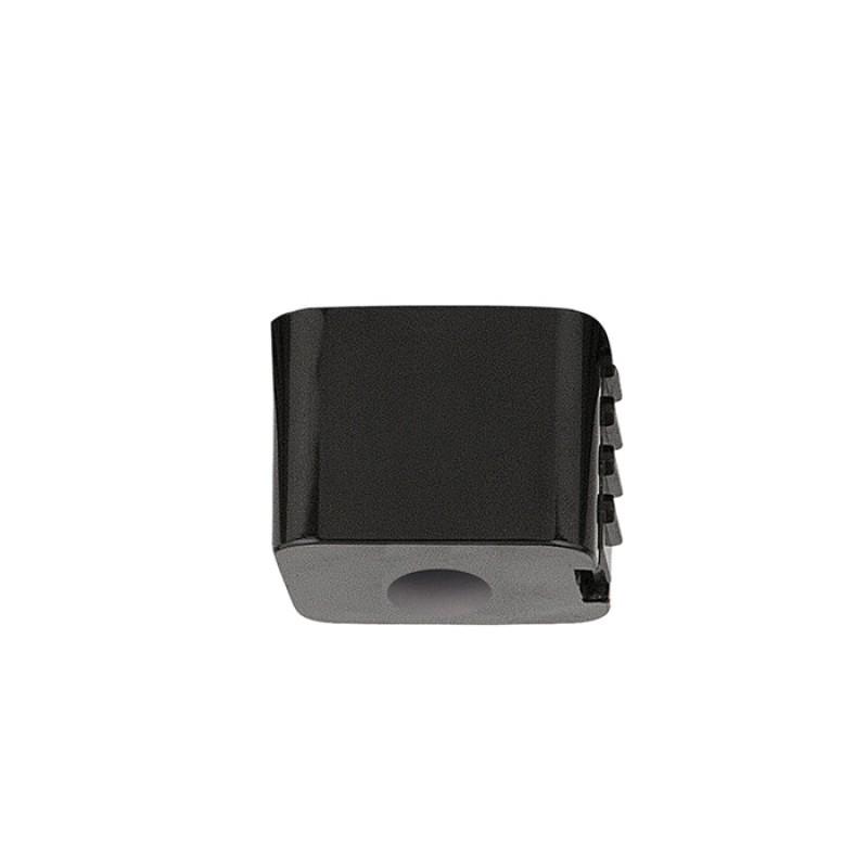 Adaptador Para Trilho Energizado Preto SD1100PTO Stella Design