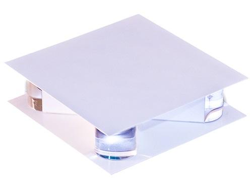 Arandela de Sobrepor 4 Fachos LED 4W Bivolt Quadriline LA-116 Led Art