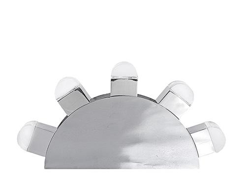 Arandela de Sobrepor 5 Fachos LED 5W Orbit LA-115 Led Art