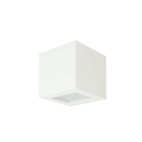 Arandela de Sobrepor C/ Vidro Transparente 2 Fachos LED 6W 3000K 220V 234/2-302VD  Itamonte