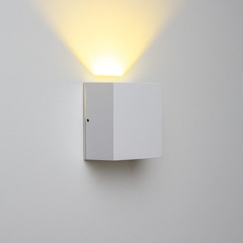 Arandela de Sobrepor Effekt 1 Facho LED 4W 3000K Bivolt STH6734/30 Stella Design