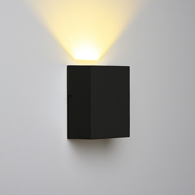 Arandela de Sobrepor Effekt 1 Facho LED 4W 3000K Bivolt STH6735/30 Stella Design