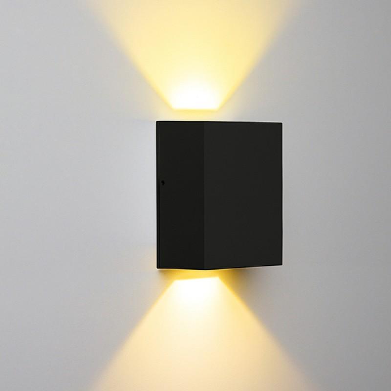 Arandela de Sobrepor Effekt 2 Fachos LED 8W 3000K Bivolt STH6731/30 Stella Design