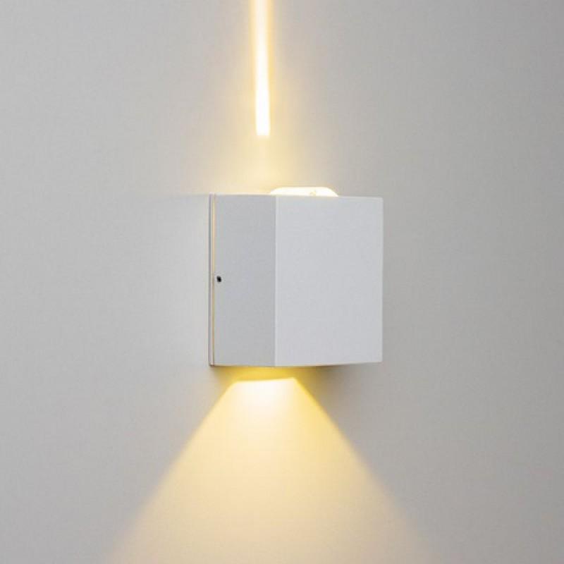 Arandela de Sobrepor Effekt 2 Fachos LED 4W 3000K Bivolt STH6732/30 Stella Design