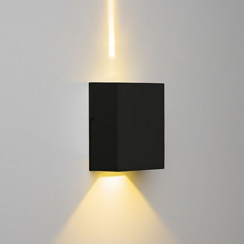 Arandela de Sobrepor Effekt 2 Fachos LED 4W 3000K Bivolt STH6733/30 STELLA