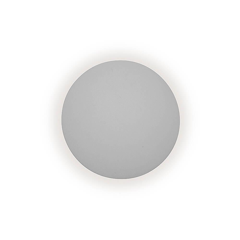 Arandela De Sobrepor Pleine Lune D40Cm 2 Pci Led 6W 2700K 127V 341Led1  Newline