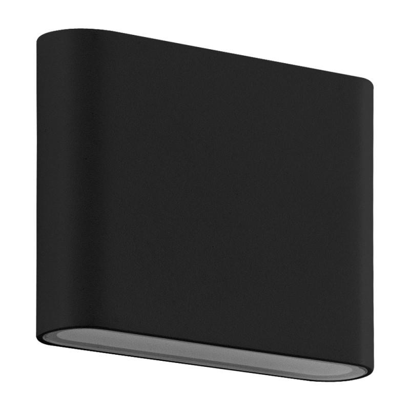 Arandela de Sobrepor Slim Quadrada LED 5W 3000K 90° Bivolt 303430 Brilia