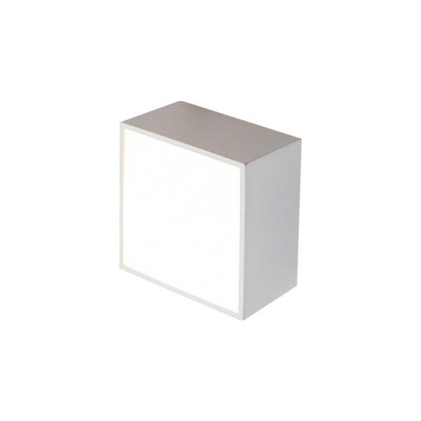 Balizador de Parede Sobrepor Case LED 6W 3000K 127V 903  Itamonte