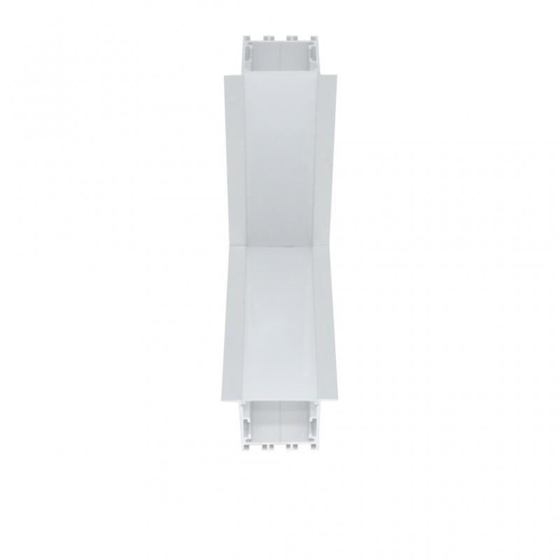 Conector IL Para Perfil de Embutir EKPF52CIL Eklart