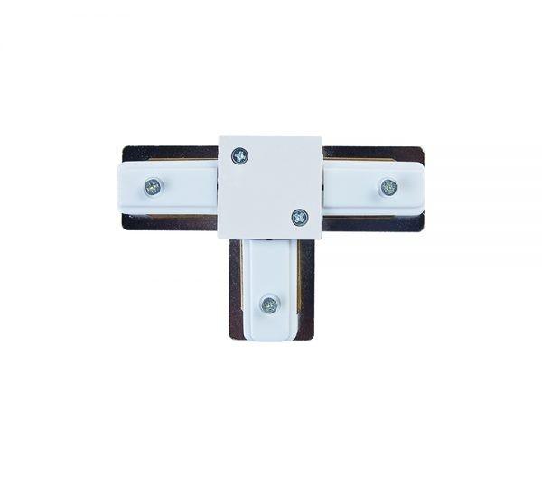 Conector T Para Trilho de Sobrepor Branco 438800 Brilia
