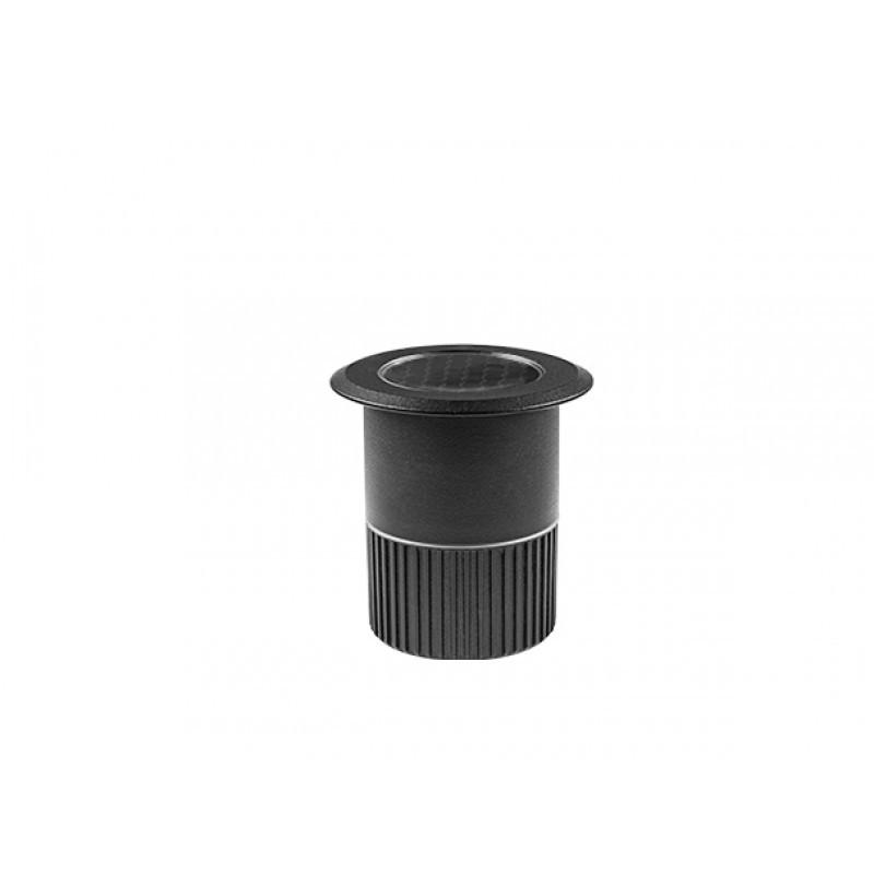 Embutido de Solo Focco Grid LED 5W IP67 3000K 12° Bivolt STH8716/30 - Stella Design