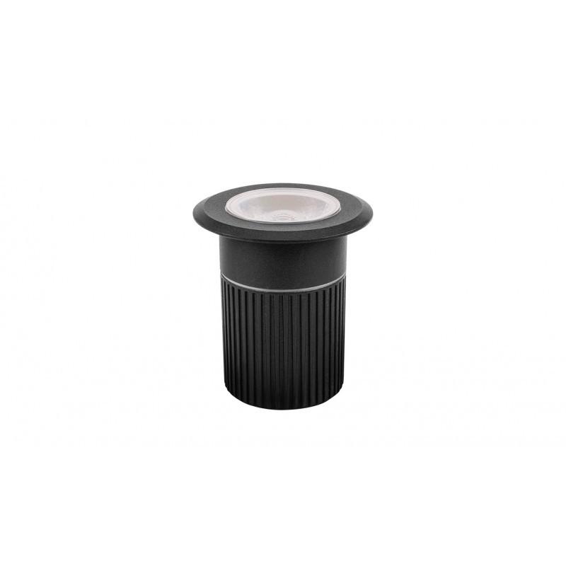 Embutido de Solo Focco LED 10W IP67 3000K 30° Bivolt STH7707/30 - Stella Design