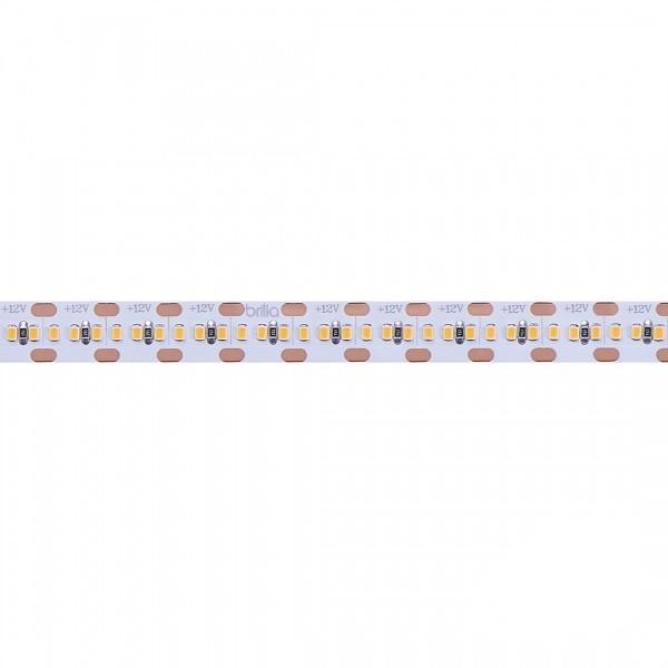 Fita de LED 24W/m 2400K 12V IP20 2mts 432525 Brilia