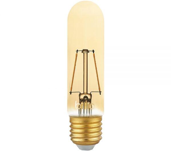 Lâmpada LED Bulbo T30 Filamento Vintage 2,5W 2000K E-27 Bivolt 438657 Brilia