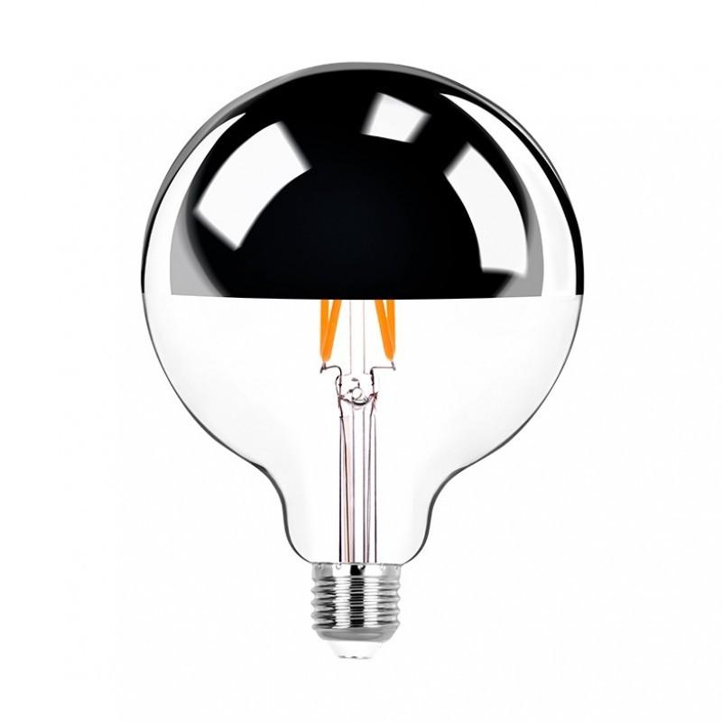 Lâmpada LED Defletora G125 Filamento 7W 2400K E-27 Bivolt STH8290/24 STELLA