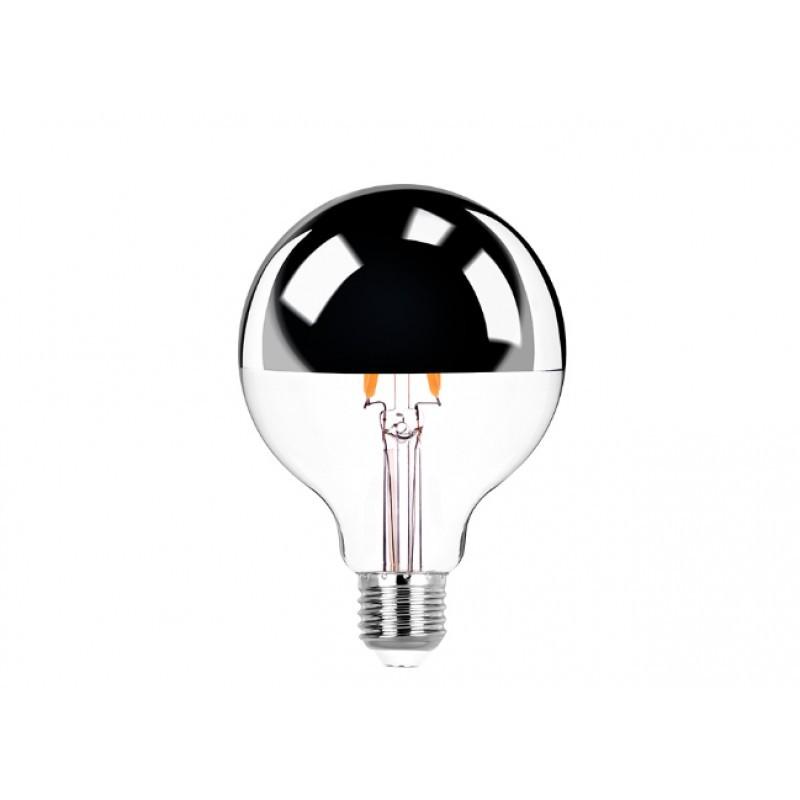 Lâmpada LED Defletora G95 Filamento 5W 2400K E-27 Bivolt STH8285/24 STELLA