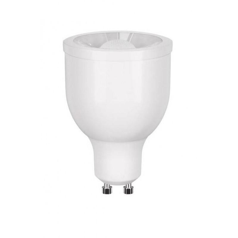 Lâmpada LED Dicroica 5W RGB GU10 Bivolt Com Controle STH7590/RGBW STELLA