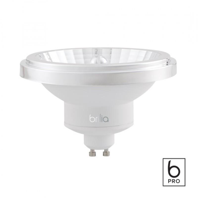 Lâmpada LED Refletora AR111 12W 2700K 24º Bivolt 303171  Brilia