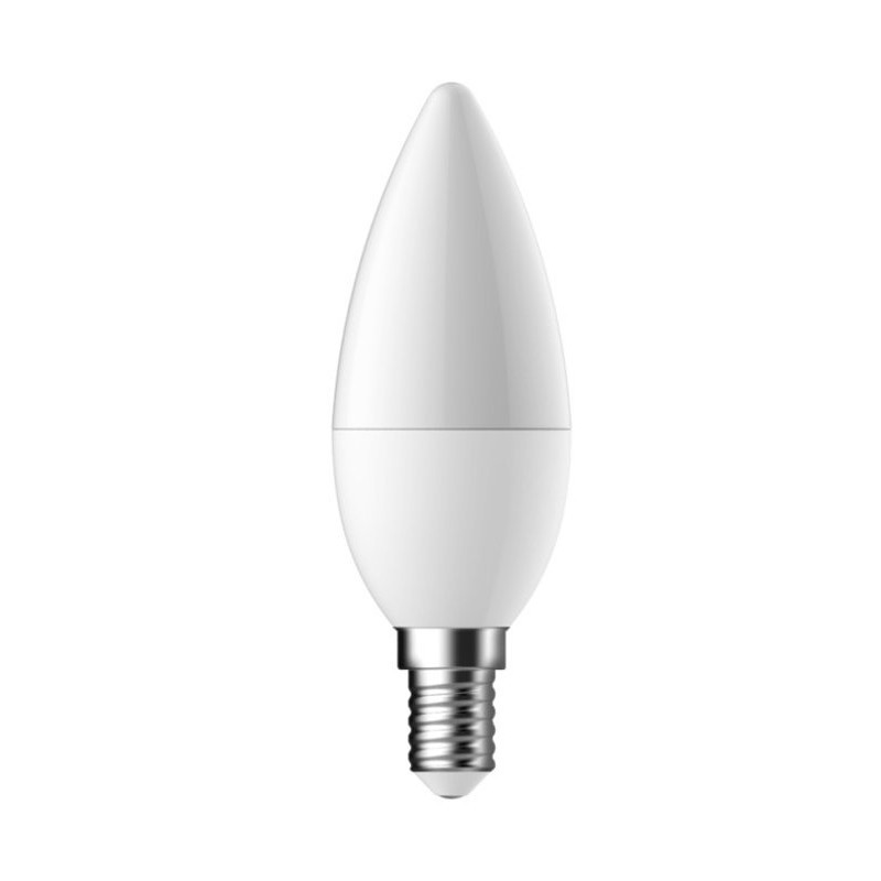 Lâmpada LED Vela Fosca 3W 3000K E-14 Bivolt STH9300/30 STELLA