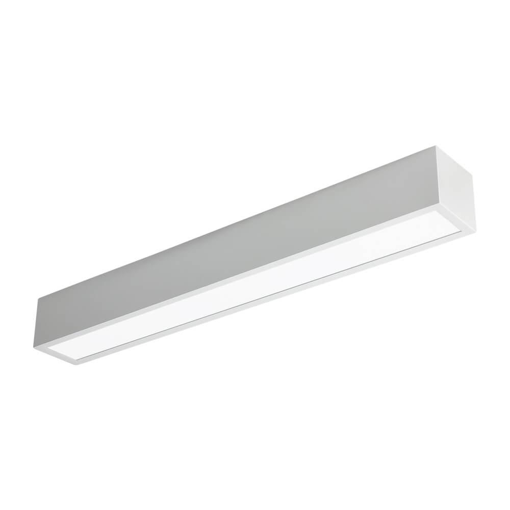 Luminária de Sobrepor C117cm LED 30W 4000K Bivolt 461LED4 Newline
