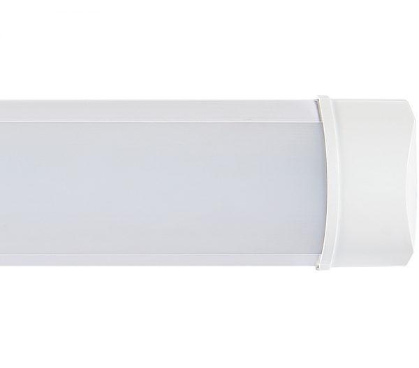 Luminária de Sobrepor Linear 120cm LED 36W 3000K Bivolt 437902 Brilia