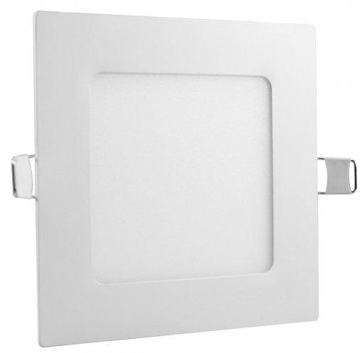 Painel de Embutir Quadrado LED 6W 4000K Bivolt 10415 Kian