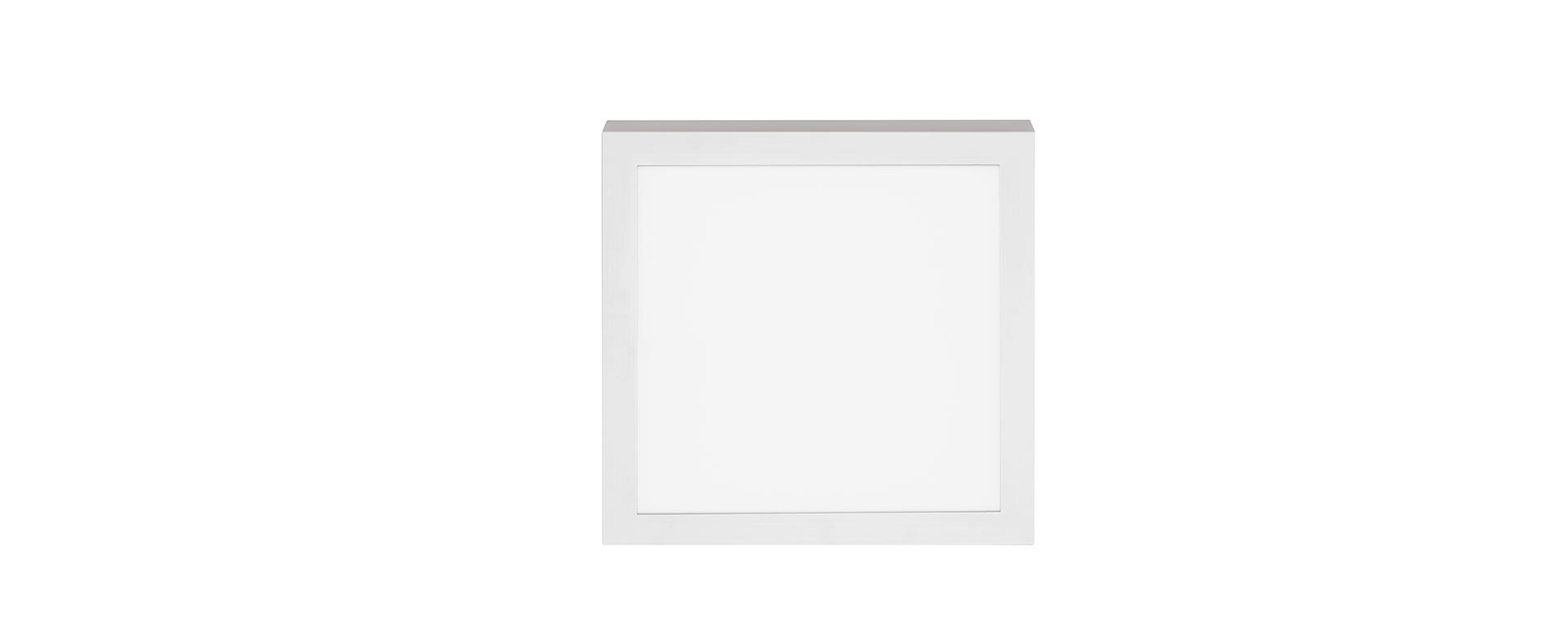 Painel de Sobrepor Quadrado LED 18W 3000K Bivolt STH8963Q/30 - Stella Design