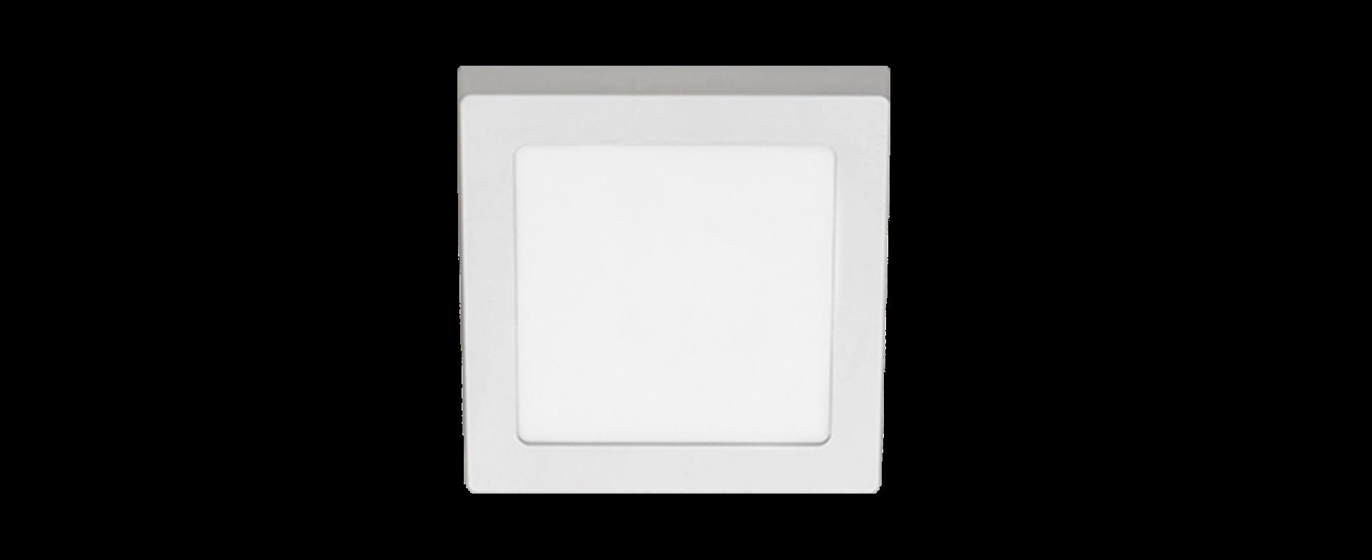 Painel de Sobrepor Quadrado LED 24W 4000K Bivolt STH8964Q/40 - Stella Design