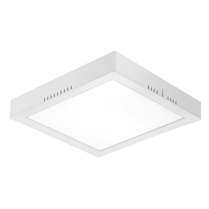 Painel de Sobrepor Quadrado LED 40x40CM 32W 4000K Bivolt 302143 Brilia