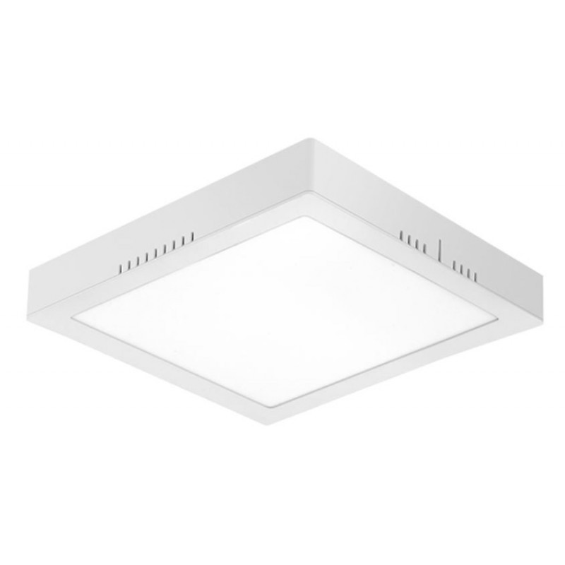 Painel de Sobrepor Quadrado LED 40x40CM 32W  6500K Bivolt 302150 Brilia