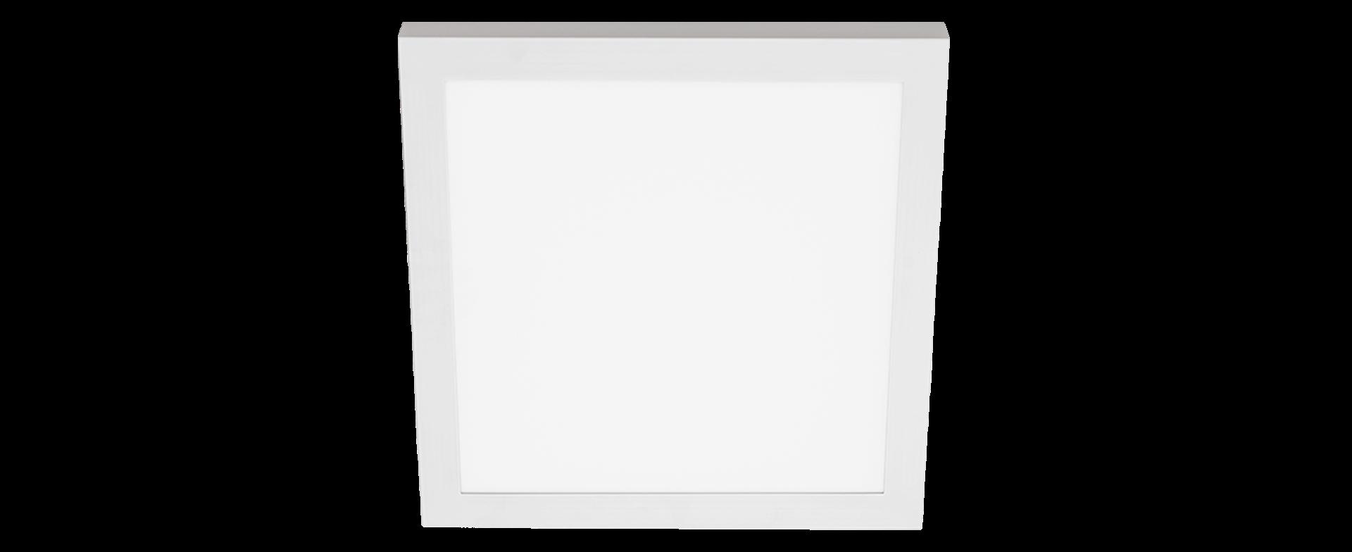 Painel de Sobrepor Quadrado Slim LED 40W 5700K Bivolt STH7968/57 - Stella Design