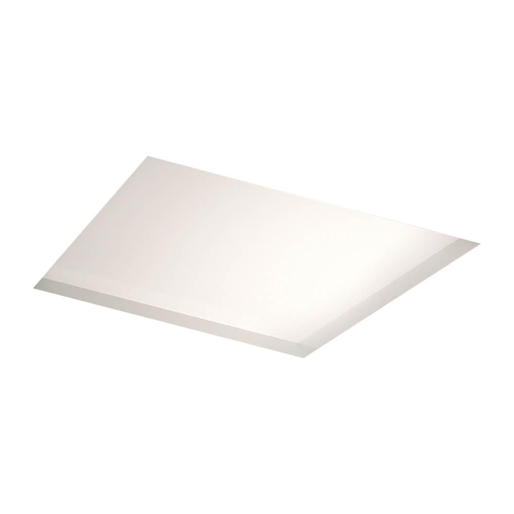 Plafon de Embutir Quadrado No Frame C28,6cm 4x E-27 IN60202  NewLine